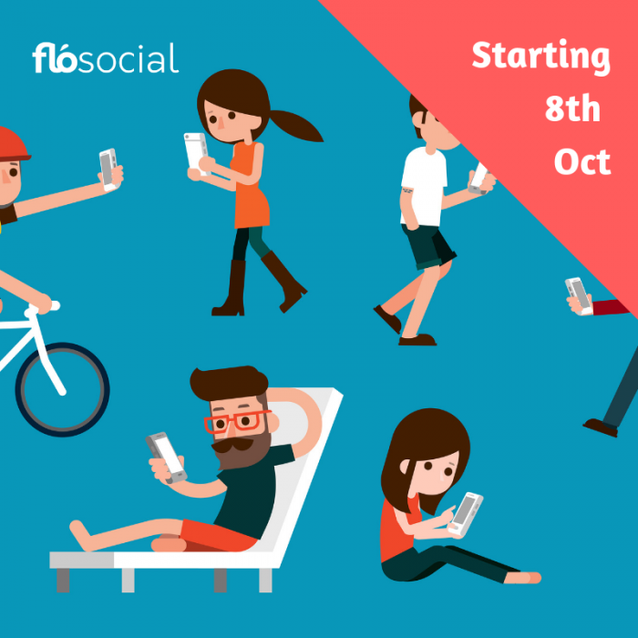 FloSocial Supercharge Your Linkedin Starting Oct 8