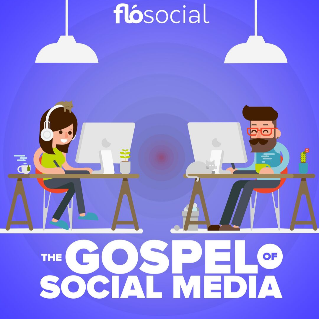 the gospel of social media cover art
